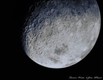Lunar Vista - Our Moon by Jim Plaxco