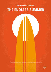 No274 My The Endless Summer minimal movie poster von chungkong
