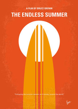 No274-my-the-endless-summer-minimal-movie-poster