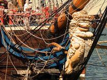 Gotheborg Figurehead von André  Pillay