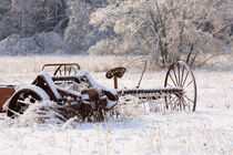 Rust and Snow by Louise Heusinkveld