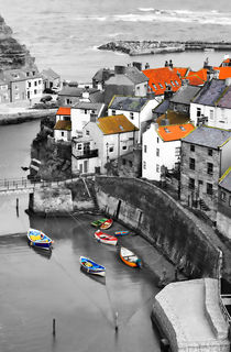 Staithes by Louise Heusinkveld
