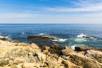 Rocky Coast by John Bailey