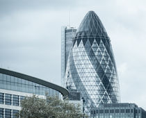 London Architecture by Michael Adamczyk