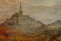 Mont Saint Michel von Marie Luise Strohmenger