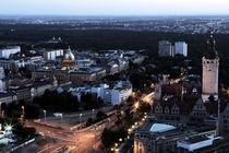 Leipzig Luftbild von winterimages