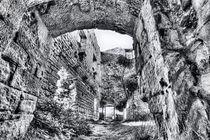 Castellcir Castle Ruins (Catalonia) von Marc Garrido Clotet