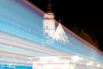 Lights of St. Thomas Church von winterimages