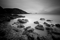 Lundy Bay, North Cornwall by Michael Truelove