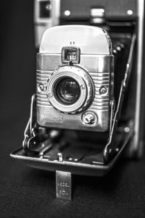 Vintage Polaroid Land Camera Model 80A by Jon Woodhams