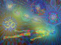 Savasana digital - 2013  von karmym