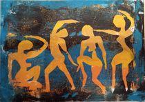 Women ́s Dance von Marie-Nathalie Kröss