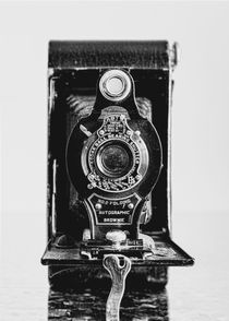 Kodak No. 2 Folding Autographic Brownie Camera by Jon Woodhams
