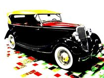 1934 Ford Phaeton V8 von will-borden