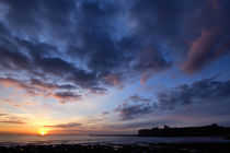 Tynemouth Sunrise by David Pringle