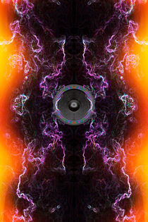 Audio Plasma 1 by Steve Ball
