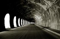 Tunnel, Col Du Montgenevre by Michael Truelove