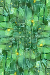 Verdeckte Blüte  von Christine Bässler