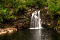 The Falls of Falloch by Derek Beattie