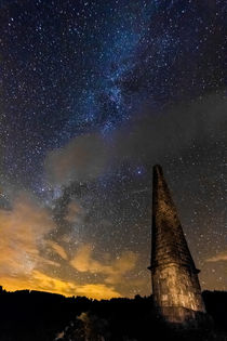 Milky Way Over Murrays Monument by Derek Beattie