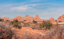Arches Panorama von John Bailey