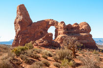 Arch On A Rise von John Bailey