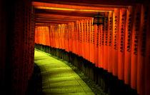 Fushimi Inari by Giorgio Giussani