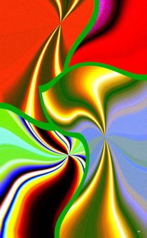 Abstract Fusion 200 by will-borden