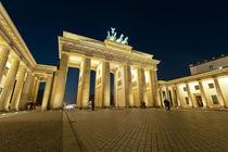 Brandenburger Tor, Berlin by davis