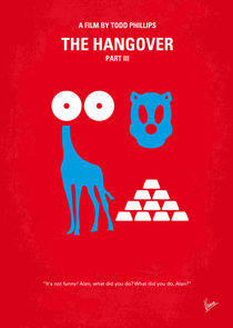 No145-my-the-hangover-part-3-minimal-movie-poster