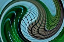 Grün von Sandra Probstfeld