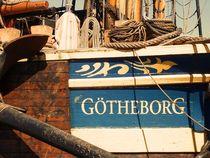 Götheborg Sailing Boat von André  Pillay