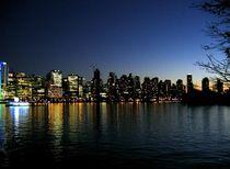 Vancouver Skyline von will-borden