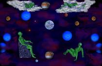 Die Erde unter Beobachtung von Klaus Engels