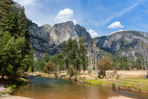 Yosemite Valley River von John Bailey
