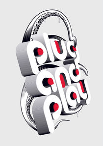 Plug and Play von Superfried Design