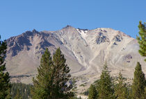 Mount Lassen by John Bailey