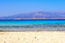 Beach on Chrissi Island - Crete - Greece by Jörg Sobottka