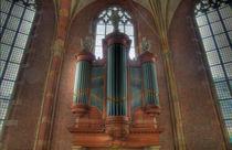 church organ von hansenn