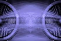Speakers-purple