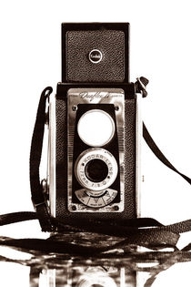 Kodak Duaflex IV Camera by Jon Woodhams