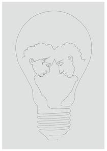 Bulb von Maria Buzueva