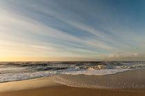 Winter am Meer von Janine Brauneis