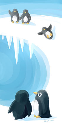 Penguin Playground von freeminds