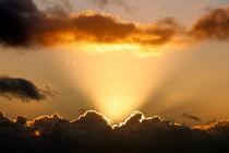 Sun Cloud 1 by Steve Ball