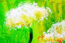 White springtime von Maria-Anna  Ziehr