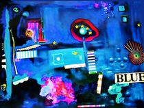 BLUE  von Keith Bond
