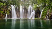 Wasserfall-Paradies von Andreas Wonisch