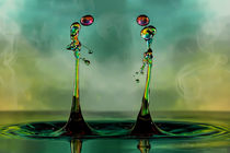 Alien Dancers von Ronny Tertnes