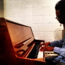 """Playing the chord progression for my song """"Money"""" on the piano by Super Dance"""
